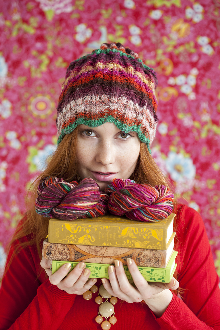 Honeycomb Cable Hat