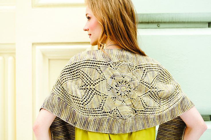 Angelika - Shawl/Wrap
